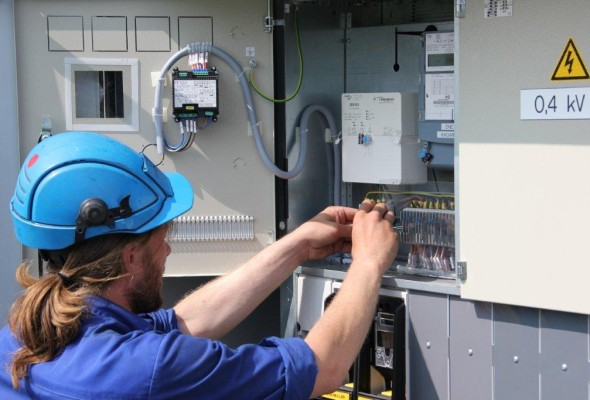 AMR system installation services in Northern Estonia